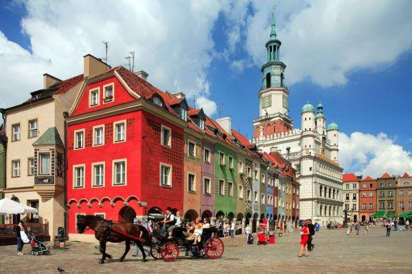 Poznanė - Potsdamas - Berlynas - Drezdenas