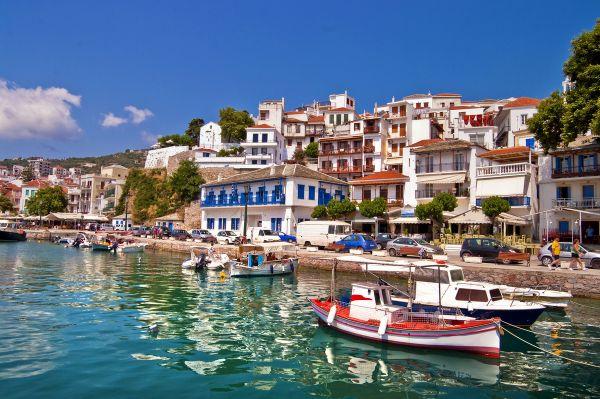 Graikija 12 d. (pažintinė - poilsinė)
