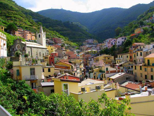 Pietų Prancūzijos ir Italijos Rivjera