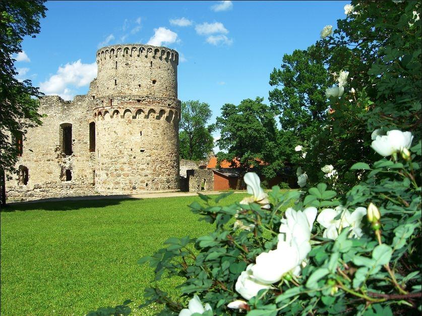 Ryga - Livonijos pilys