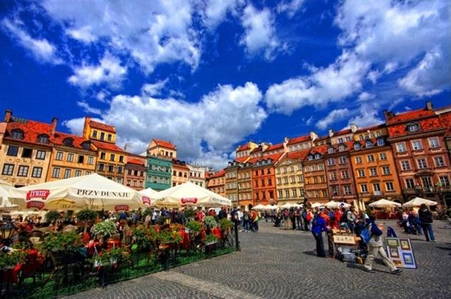 Torūnė – Gdanskas- Sopotas- Malborkas
