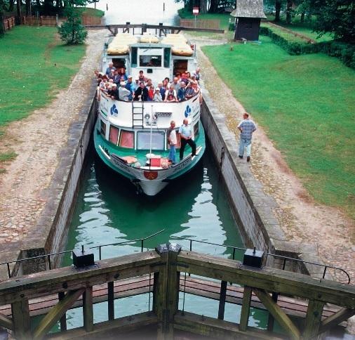 Pasiplaukiojimas Augustavo kanalais