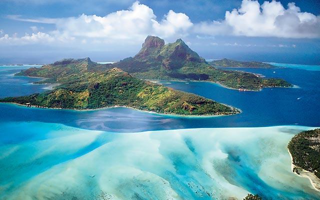 Havajai ir Ramiojo Vandenyno Pietūs