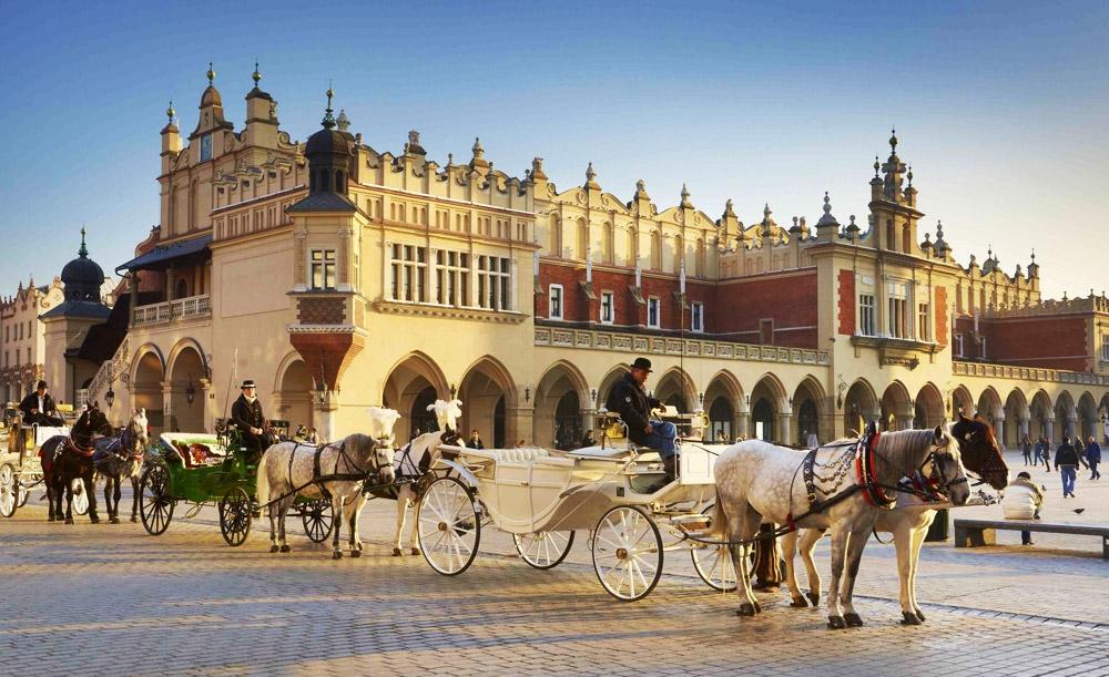 Lenkijos istorijos perlai - Krokuva - Senosios pilys