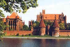Šiaurės Lenkija. Gdanskas - Marienburgas