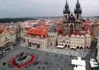 Praha - Berlynas