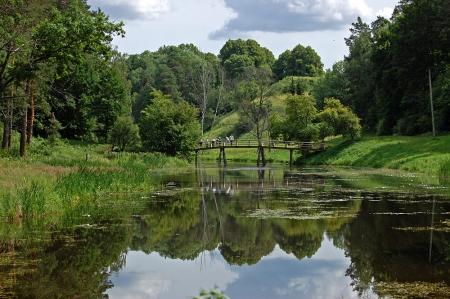Gamtos sukurti stebuklai Latvijoje