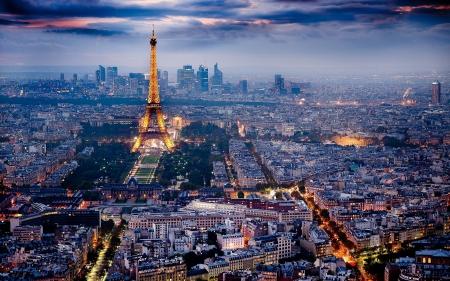 Paryžius pažintinė kelionė