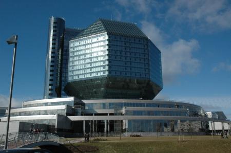 Senosios Lietuvos pilys Baltarusijoje - Minskas