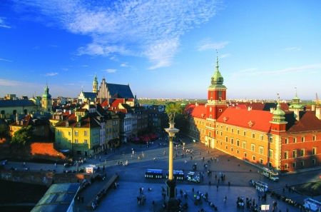 Varšuva – miestas feniksas