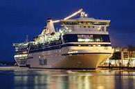 Image result for New Year in Tallink Helsinki Tallinn