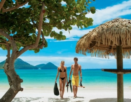 Poilsis Karibuose